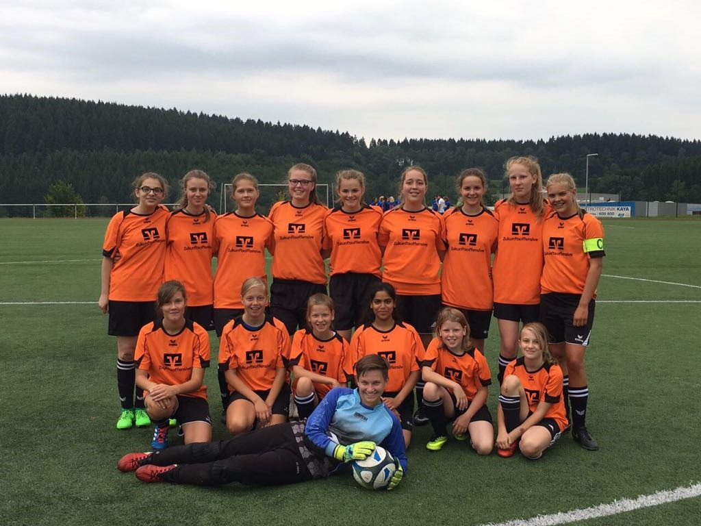 B Juniorinnen 2017 18
